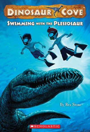 Swimming With The Plesiosaur (Dinosaur Cove, #8)