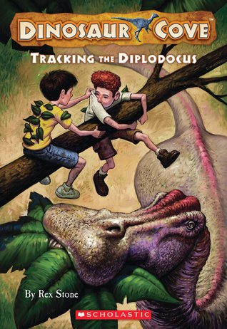 Tracking The Diplodocus (Dinosaur Cove, #9)