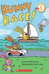 Bunny Race by Grace Maccarone