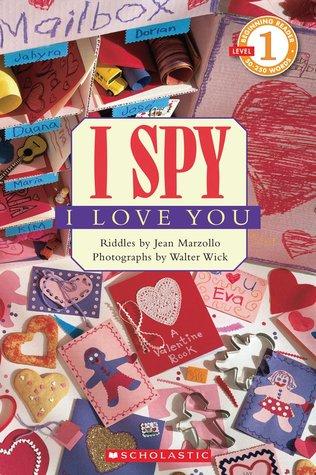 I Spy I Love You by Jean Marzollo