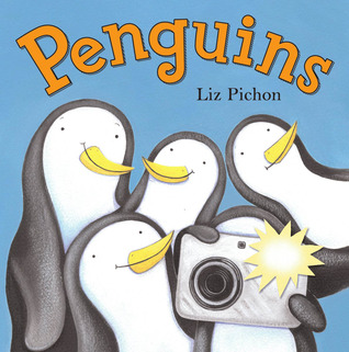 Penguins by Liz Pichon