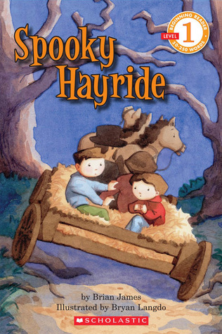 Spooky Hayride by Brian James