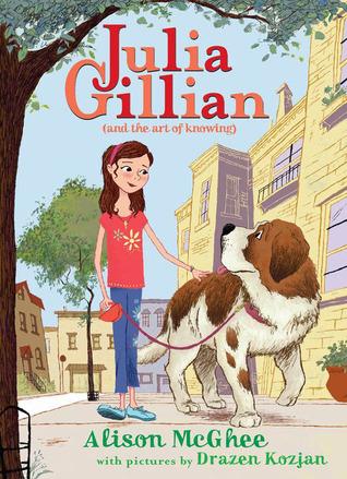 Julia Gillian by Alison McGhee