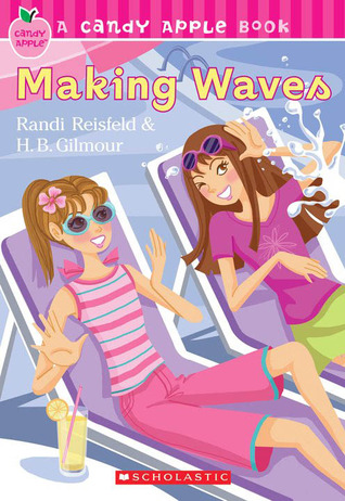 Making Waves (Candy Apple #10)