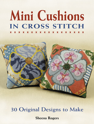 Descarga gratuita de libros en pdf Mini Cushions in Cross Stitch: 30 Original Designs to Make