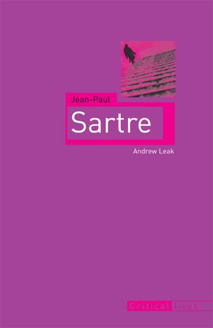 Jean-Paul Sartre by Andrew Leak