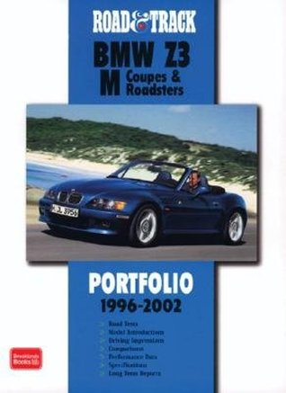 Road Track BMW Z3 M Coupes Roadsters