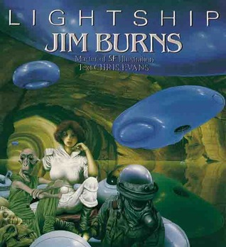 Lightship: Jim Burns, Master of SF Illustration