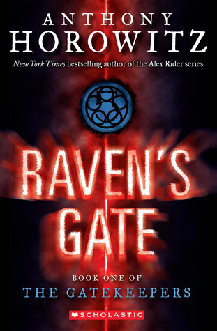 Raven's Gate (Power of Five, #1)