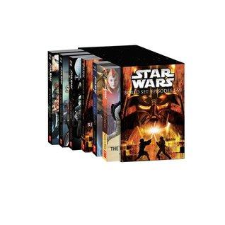 Star Wars Boxed Set, Episodes I-VI: 6 Movie Novelizations