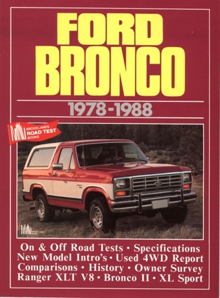 Ford Bronco, 1978-88