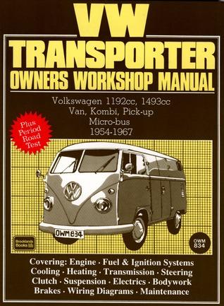 VW Transporter Workshop Manual por R.M. Clarke