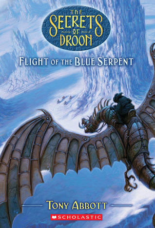 Flight of the Blue Serpent by Tony Abbott