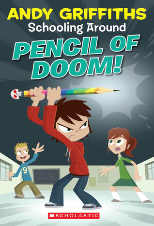 Ebook Pencil Of Doom! by Andy Griffiths DOC!