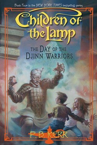 The Day of the Djinn Warriors by P.B. Kerr