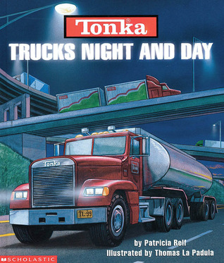 Trucks Night And Day