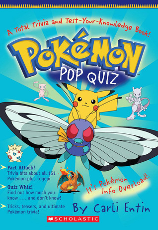 Pokemon Pop Quiz (Pokemon Pop Quiz, #1)