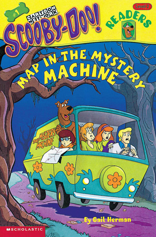 Map in the Mystery Machine (Scooby-Doo! Readers, #1)