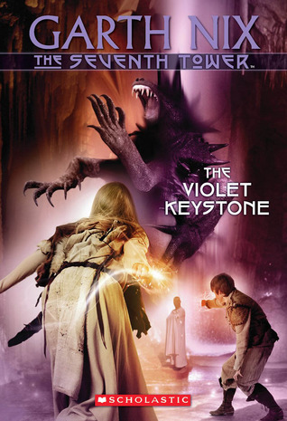 The Violet Keystone by Garth Nix