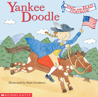 Yankee Doodle by Patti Goodnow