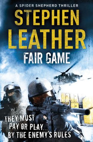 Fair Game (Dan Shepherd, #8)