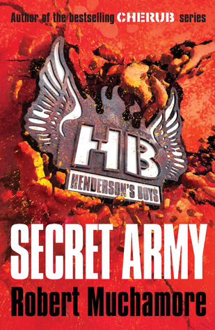 Secret Army by Robert Muchamore