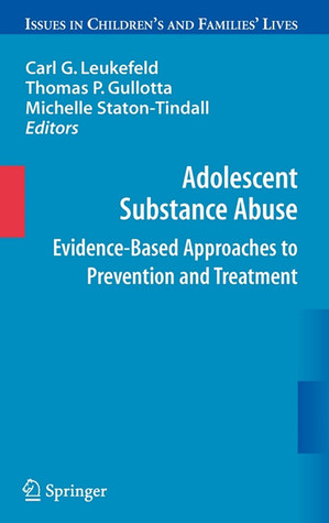 Adolescent Substance Abuse