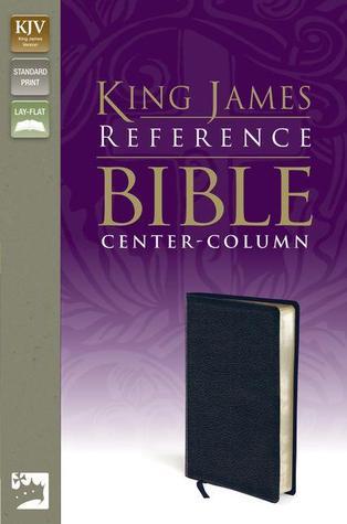 Reference Bible-KJV-Center Column