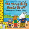 Lift-the-Flap Fairy Tales: The Three Billy Goats Gruff (with CD)