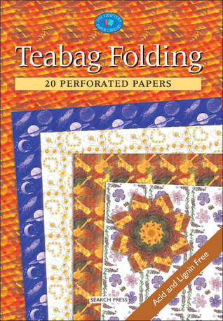 Teabag Folding: 20 Perforated Papers