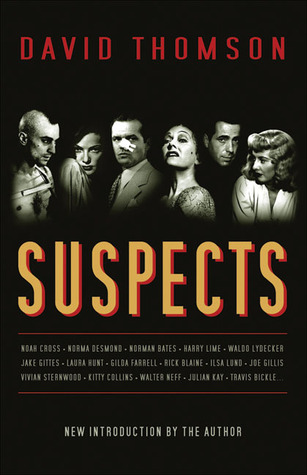 Suspects by David Thomson