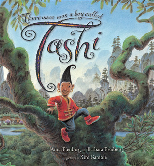 There Once Was a Boy Called Tashi (Tashi series)