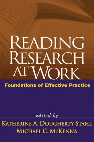 Reading Research at Work by Katherine A. Dougherty Stahl