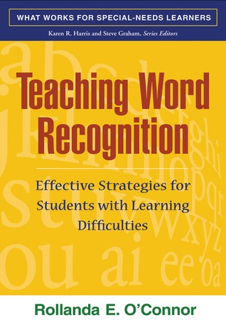 Teaching Word Recognition First Edition Effective Strategies For
