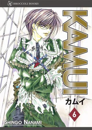 Kamui: Volume 6