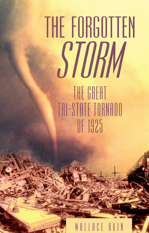 The Forgotten Storm by Wallace E. Akin