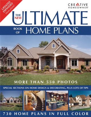 the new ultimate book of home planscreative homeowner