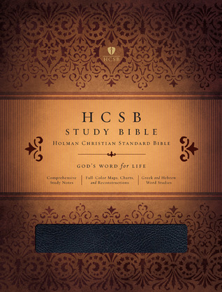 HCSB Study Bible by Anonymous