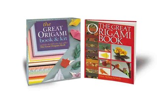 The Great Origami Book  Kit