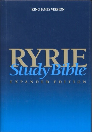 Ryrie Study Bible Expanded Edition: King James Version