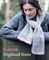 Scottish Highland Knits by Sarah Dallas