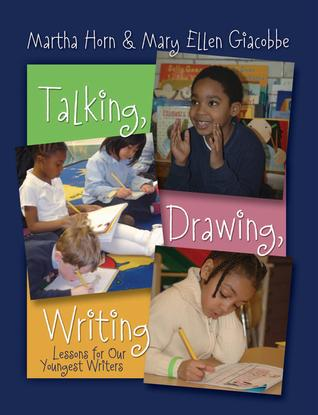 Talking, Drawing, Writing by Martha Horn