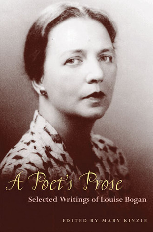 A Poet's Prose: Selected Writings
