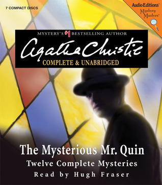 The Mysterious Mr. Quin by Agatha Christie