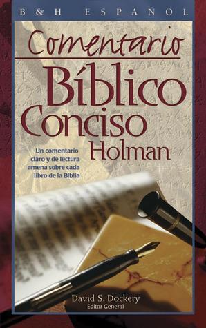 comentario biblico conciso holman pdf