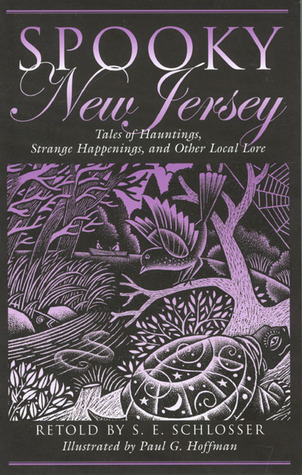 spooky new jersey tales of hauntings strange happenings and other local lore