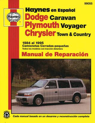 Dodge Caravan, Plymouth Voyager, Chrysler Town and Country 1984 al 1995: Camionetas cerradas-peque±as