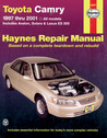 Toyota Camry and Lexus Es 300 Automotive Repair Manual: Models Covered: All Toyota Camry, Avalon and Camry Solara and Lexus Es 300 Models 1997 through 2001