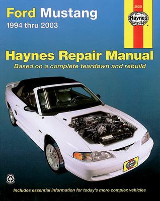 Haynes Ford Mustang 1994-2003