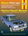 NISSAN FRONTIER PICKUP 98-04,PATHFINDER 96-04 & XTERRA 00-04 (Haynes Repair Manual)